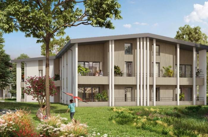 Appartements neufs Blanquefort référence 4168 : aperçu n°0