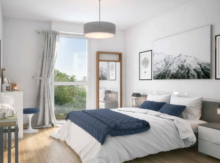 Appartements neufs Blanquefort référence 4168 : aperçu n°2