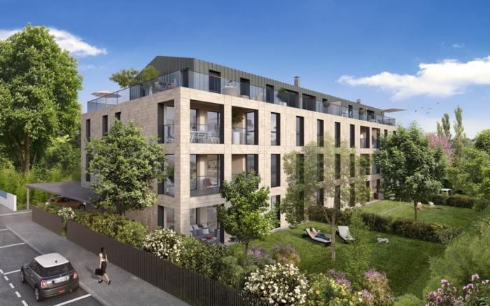 Appartements neufs Le Bouscat référence 4180 : aperçu n°0