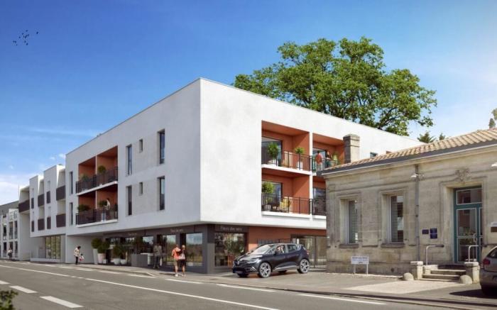 Maisons neuves et appartements neufs Eysines référence 4200 : aperçu n°0