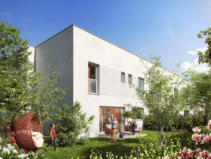 Maisons neuves et appartements neufs Eysines référence 4200 : aperçu n°2