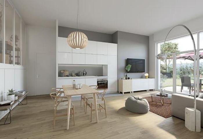 Maisons neuves et appartements neufs Eysines référence 4200 : aperçu n°1