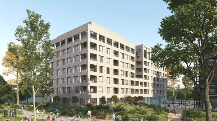 Appartements neufs Les Chartrons référence 4203 : aperçu n°0