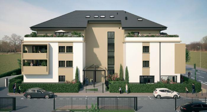Appartements neufs Cenon référence 4205 : aperçu n°0