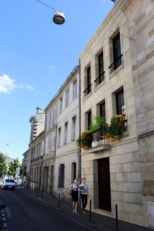 Appartements neufs Les Capucins référence 4216