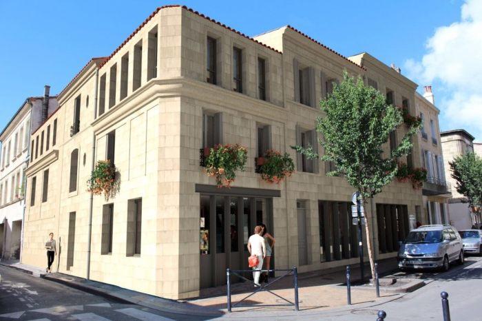 Appartements neufs Les Capucins référence 4219 : aperçu n°0
