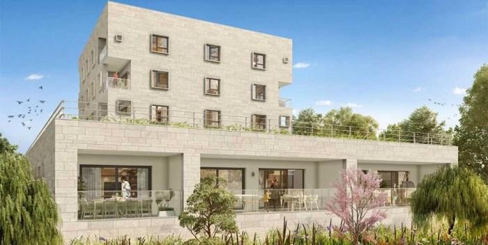 Appartements neufs Bruges référence 4223 : aperçu n°0