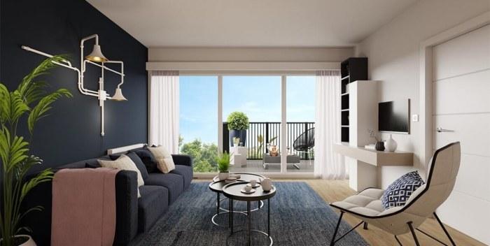 Appartements neufs Bastide référence 4225 : aperçu n°3