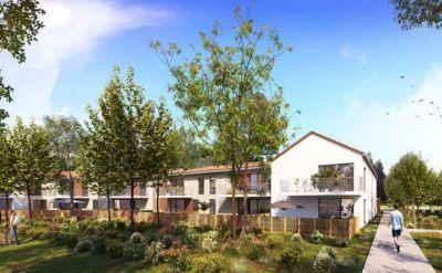 Appartements neufs Carbon-Blanc référence 4239
