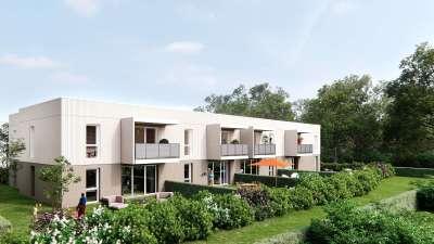 Appartements neufs Saint-Jean-d'Illac référence 4256