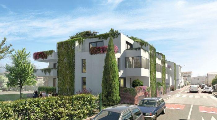 Appartements neufs Talence référence 4293 : aperçu n°0