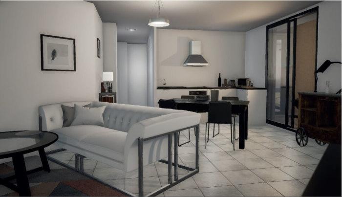 Appartements neufs Talence référence 4293 : aperçu n°1