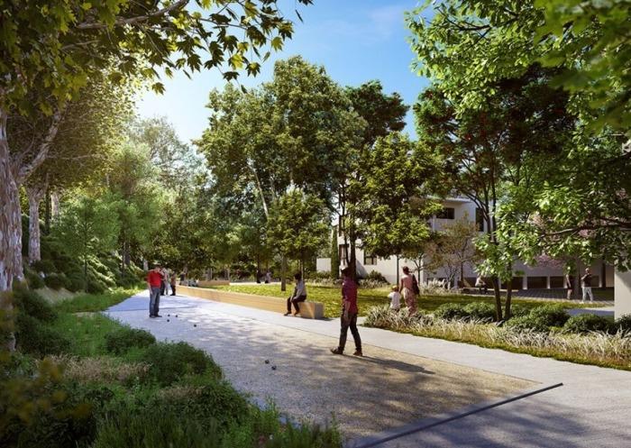 Maisons neuves et appartements neufs Villenave-d'Ornon référence 4295 : aperçu n°2
