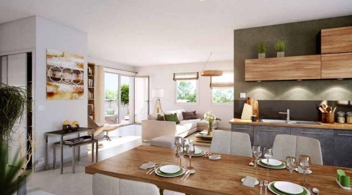 Maisons neuves et appartements neufs Villenave-d'Ornon référence 4295 : aperçu n°1