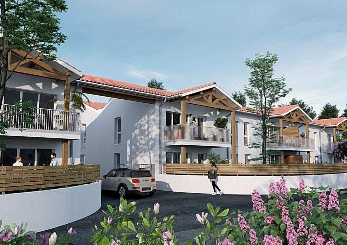 Appartements neufs Gujan-Mestras référence 4300 : aperçu n°0
