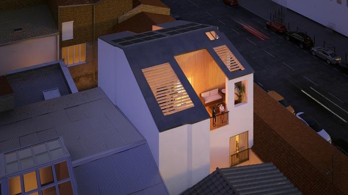 Appartements neufs Les Chartrons référence 4308 : aperçu n°2