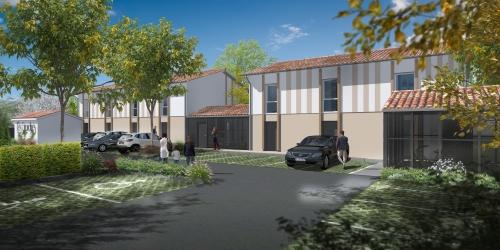 Appartements neufs Le Haillan référence 4342