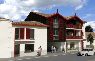 Appartements neufs Biganos référence 4348