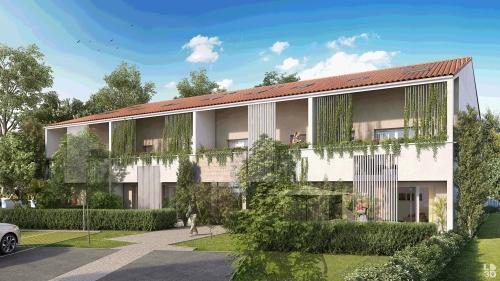 Appartements neufs Talence référence 4349