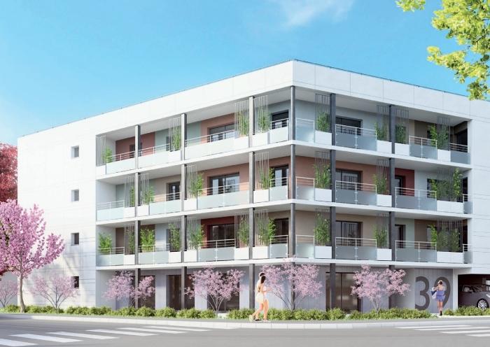 Appartements neufs St Augustin référence 4363 : aperçu n°0