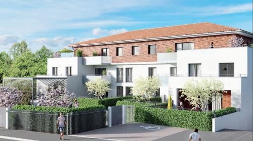 Appartements neufs Pessac référence 4365