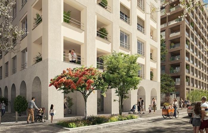 Appartements neufs St Jean référence 4425 : aperçu n°2
