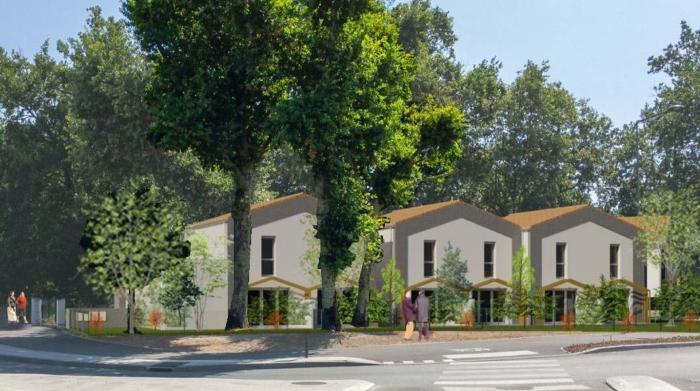 Appartements neufs Martignas-sur-Jalle référence 4427 : aperçu n°0