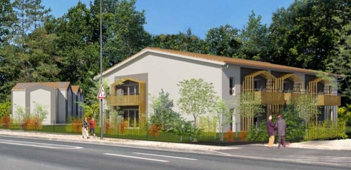 Appartements neufs Martignas-sur-Jalle référence 4427 : aperçu n°1