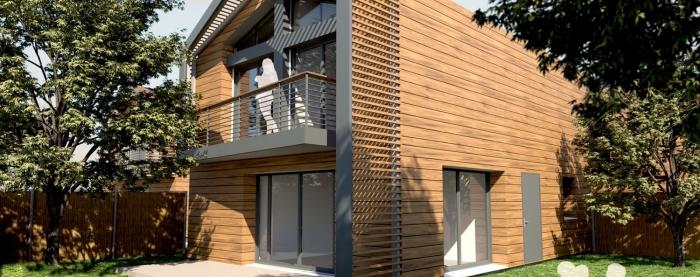Maisons neuves Artigues-près-Bordeaux référence 4437 : aperçu n°2