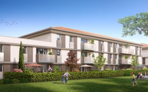Appartements neufs Villenave-d'Ornon référence 4473