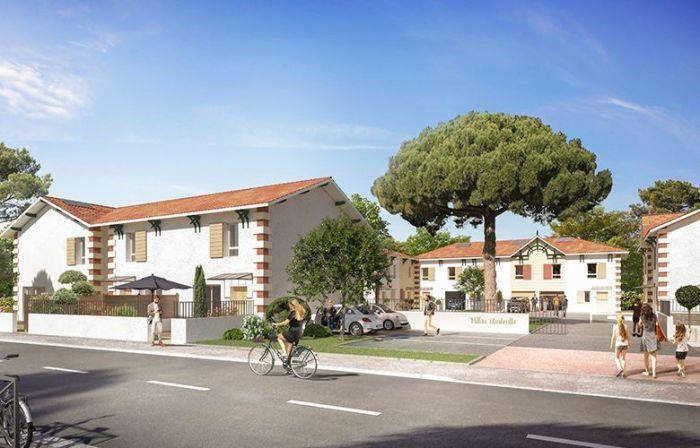 Maisons neuves Villenave-d'Ornon référence 4490 : aperçu n°0