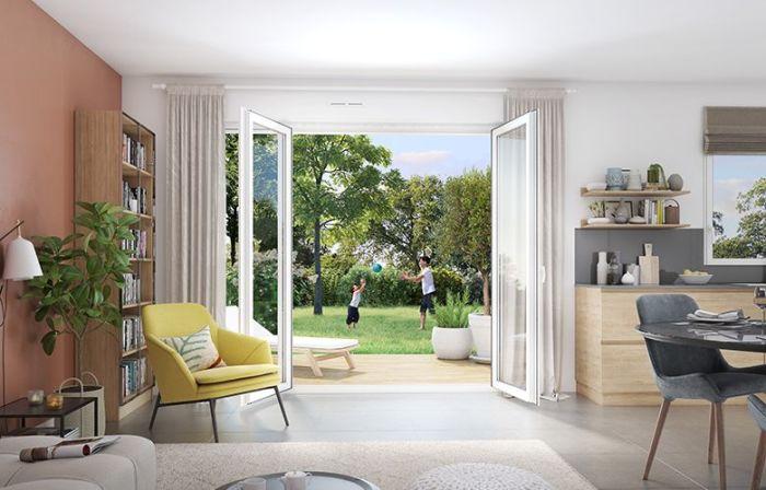 Maisons neuves Villenave-d'Ornon référence 4490 : aperçu n°1
