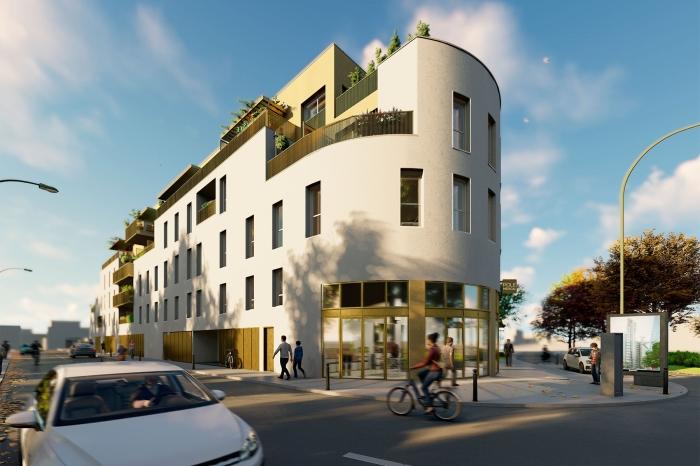 Appartements neufs Villenave-d'Ornon référence 4600 : aperçu n°0