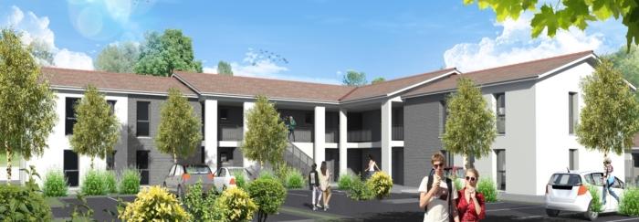 Maisons neuves et appartements neufs Saint-Médard-d'Eyrans référence 4602 : aperçu n°0