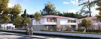 Appartements neufs Blanquefort référence 4604