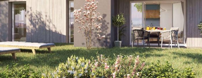 Appartements neufs Blanquefort référence 4604 : aperçu n°2
