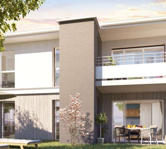 Appartements neufs Blanquefort référence 4604 : aperçu n°3