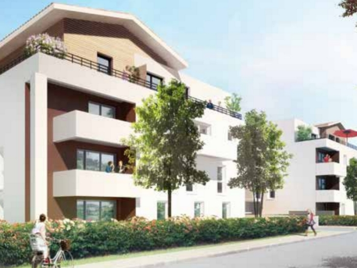 Appartements neufs Villenave-d'Ornon référence 4615 : aperçu n°0
