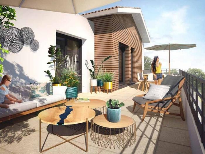 Appartements neufs Villenave-d'Ornon référence 4615 : aperçu n°1