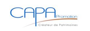 Logo du promoteur immobilier Capa Promotion