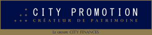 Logo du promoteur immobilier City Promotion