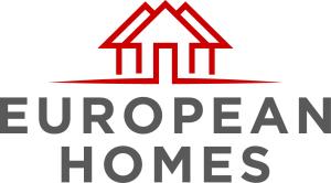 Logo du promoteur immobilier European homes