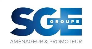 Logo du promoteur immobilier SGE GROUPE