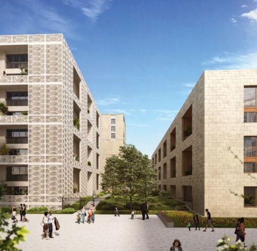 Appartements neufs St Jean référence 4621