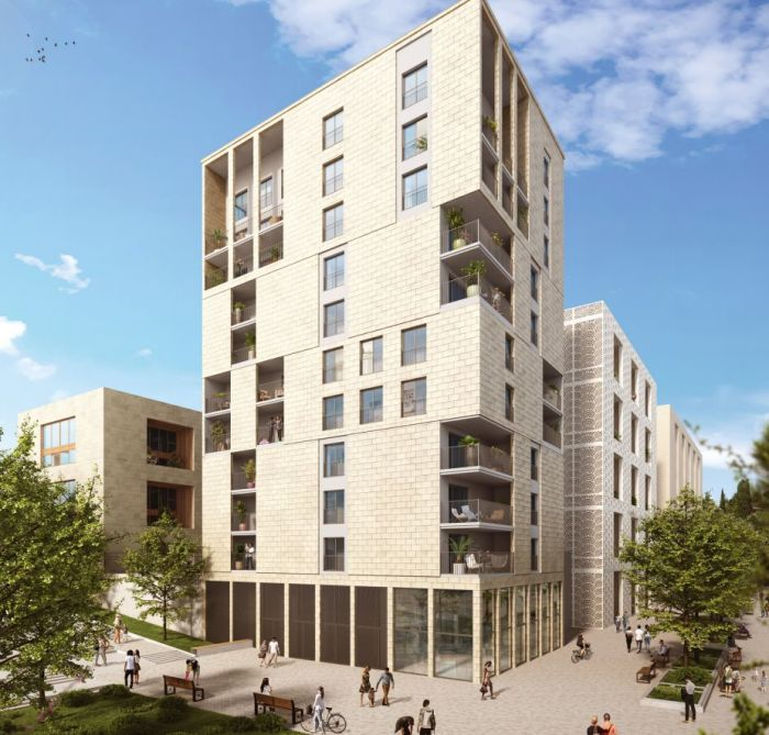 Appartements neufs St Jean référence 4621 : aperçu n°2