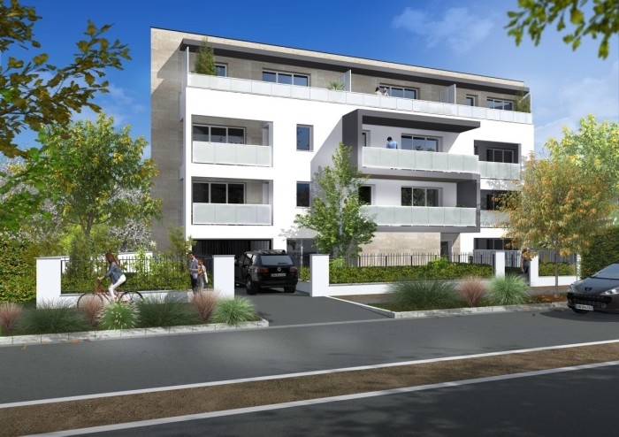 Appartements neufs Villenave-d'Ornon référence 4631 : aperçu n°0