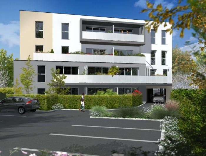 Appartements neufs Villenave-d'Ornon référence 4631 : aperçu n°1