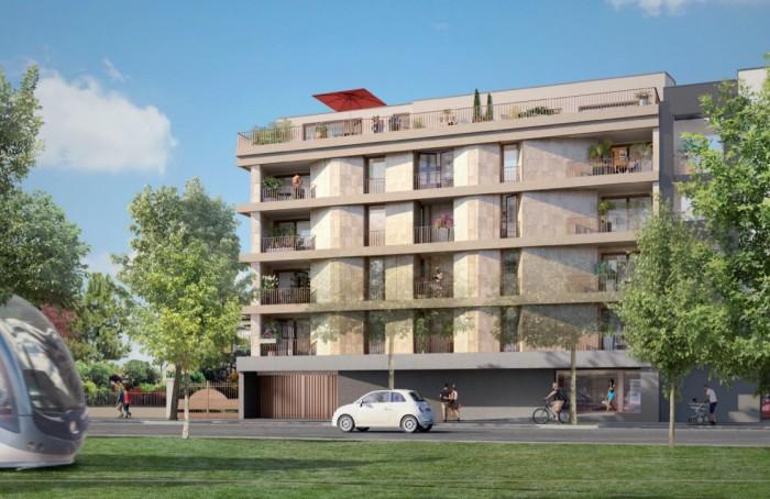 Appartements neufs Bastide référence 4644 : aperçu n°0