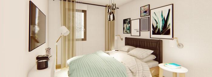 Appartements neufs Bastide référence 4644 : aperçu n°2