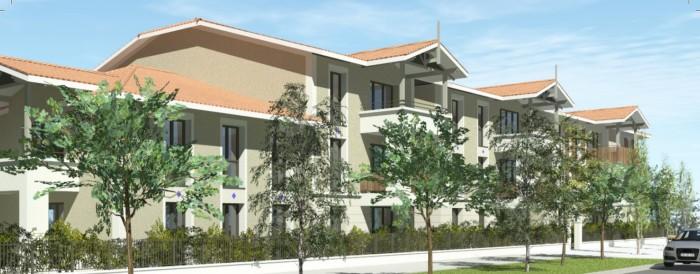 Appartements neufs Martignas-sur-Jalle référence 4678 : aperçu n°2